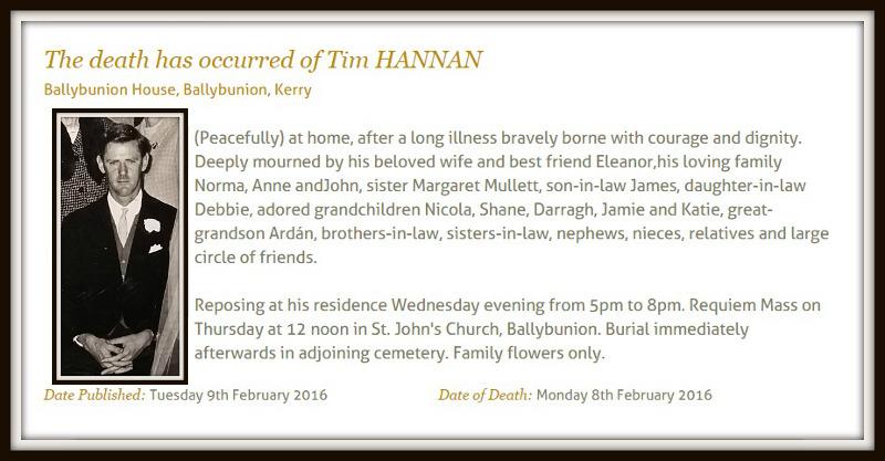 Tim Hannan