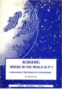 Aubane. Butter Road Document by Jack Lane